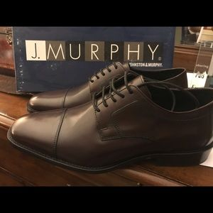Men dress shoes J. Murphy By Johnston & Murphy